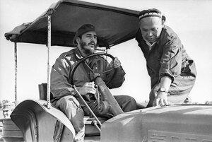 Фидель Кастро в Узбекистане, 1963 год