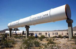 Hyperloop One завершила первый полноценный тест капсулы. Неужели из Владивостока в Хабаровск минут за 40 когда-то люди доберутся?