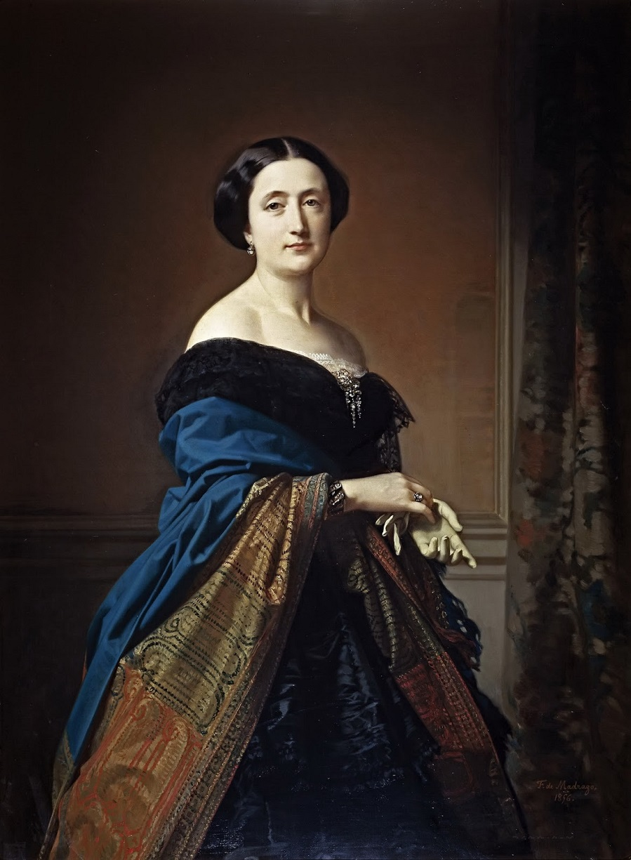 1856_Сатурнина Каналета де Гирона (Saturnina Canaleta de Girona)_123 x 90_х.,м._Мадрид, музей Прадо.jpeg
