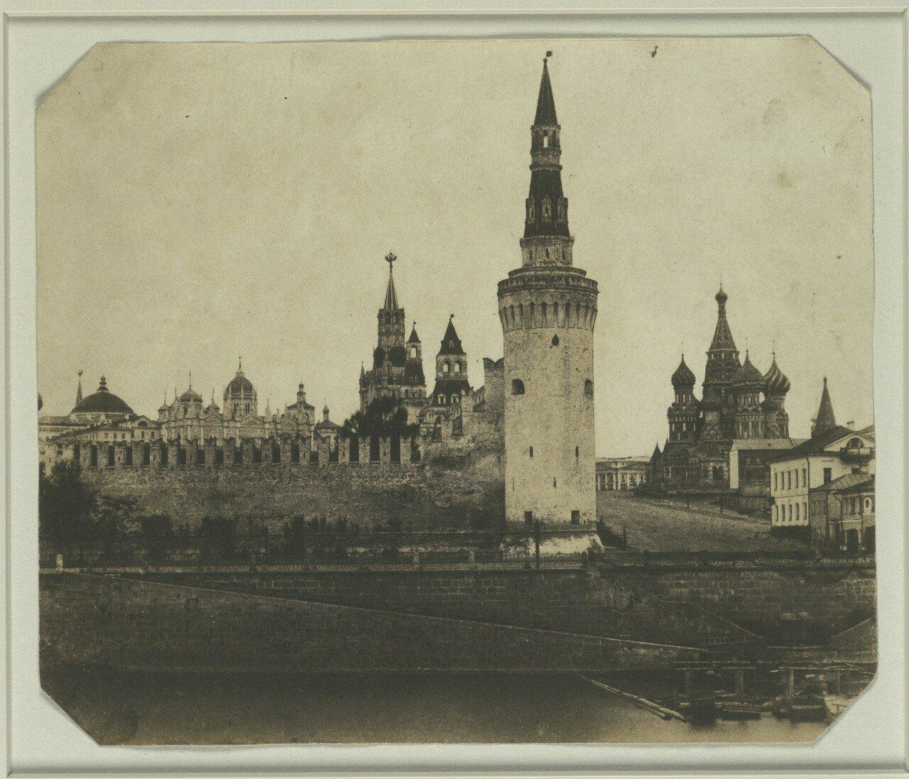 Юго-восточный угол Кремля