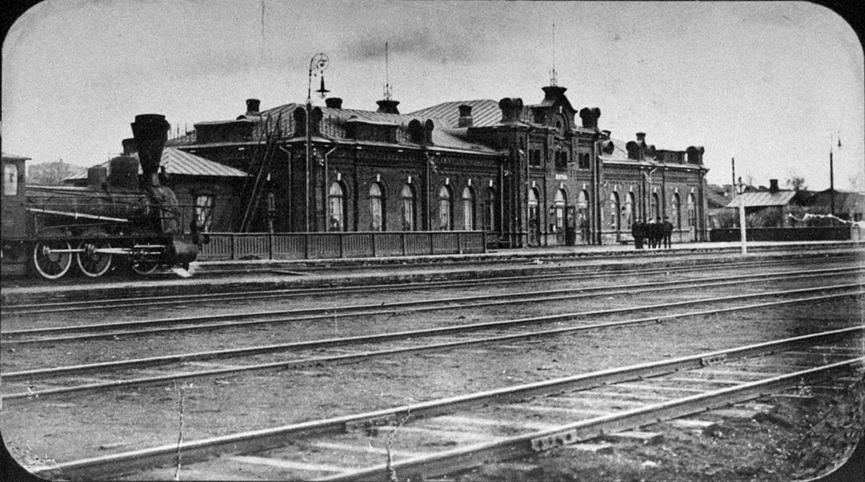 Вокзал Вятка-Пермская