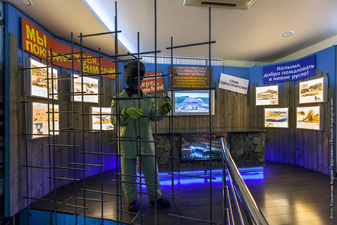 фотография угличский музей гидроэнергетики