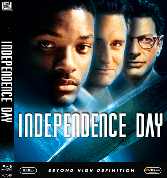 День независимости / Independence Day [Extended Cut] (1996/BDRip/HDRip)