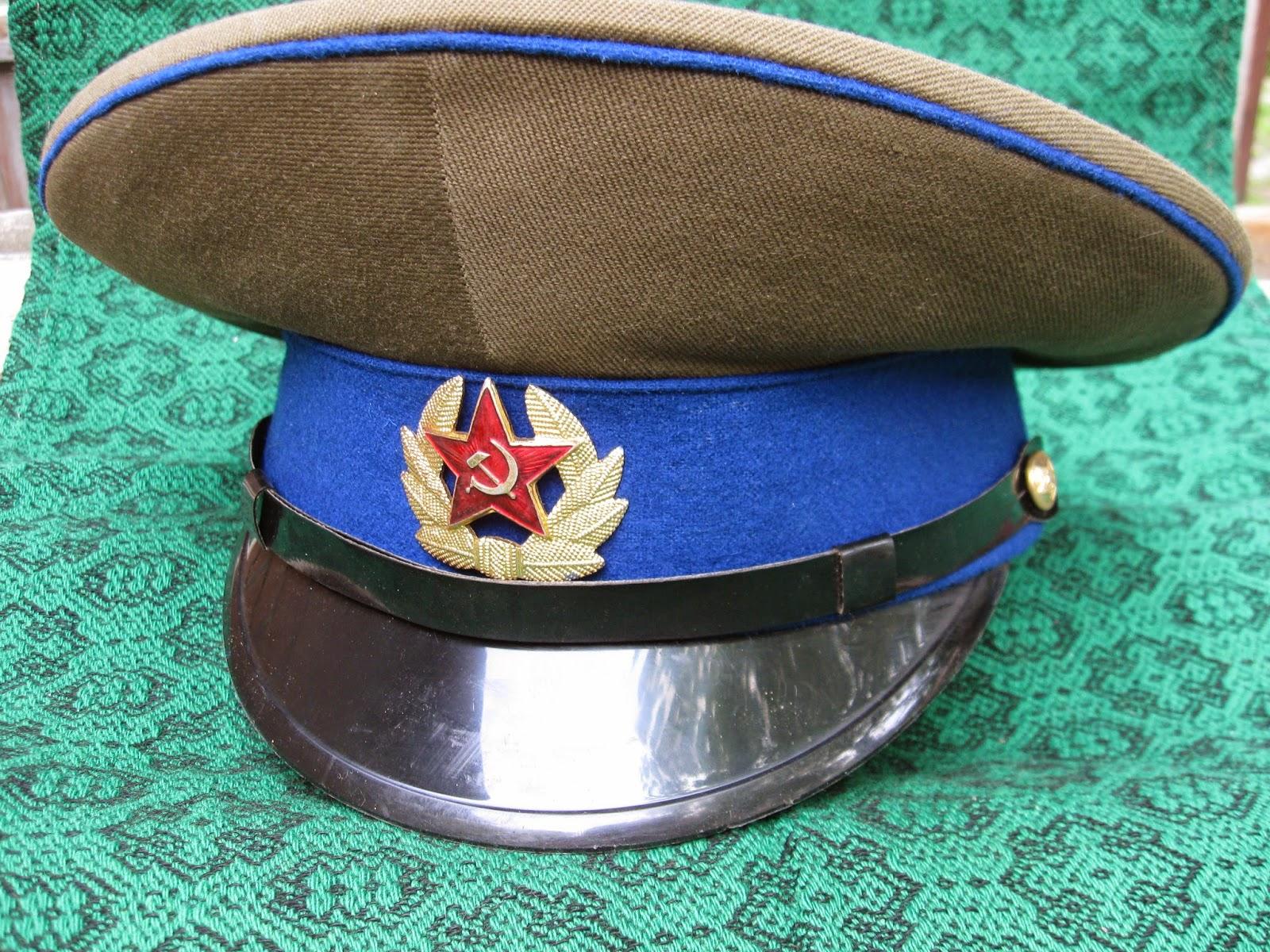 фуражка КГБ солдат КГБ сержант КГБ  (2).JPG