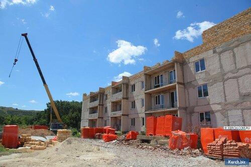 Строительство домов в Керчи можно будет наблюдать онлайн