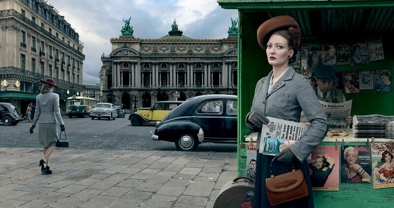 Marianne Monnestier Paris 1954 by Blaise Arnold.jpg