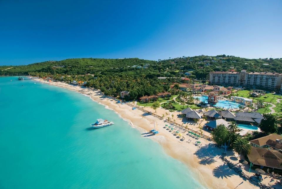 Удивительные карибские пляжи