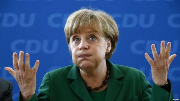 В Австрии назвали действия Меркель в отношении беженцев безответственными и преступными