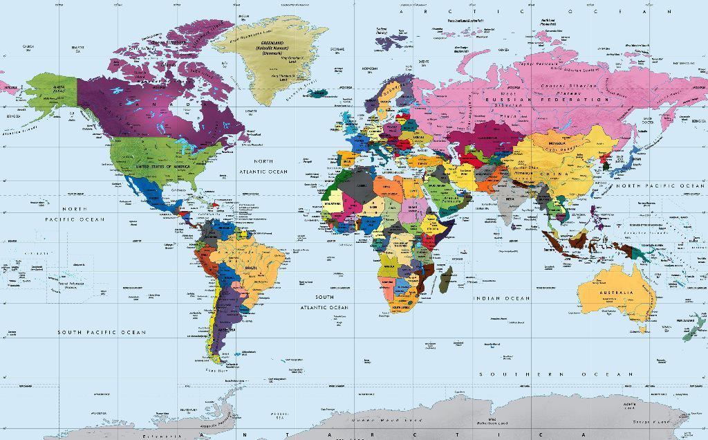 Карта по голой жопе