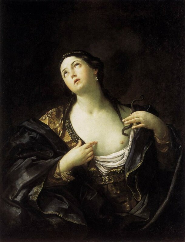 6.. Il suicidio di Cleopatra, Guido Reni.jpg