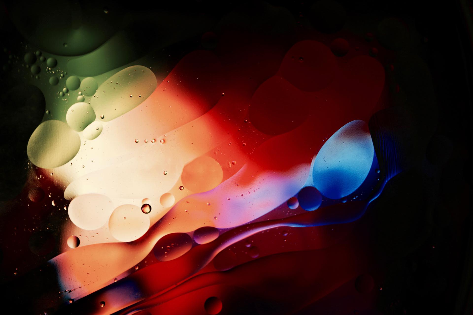 Пузыри / Bubbles by Nik Patel