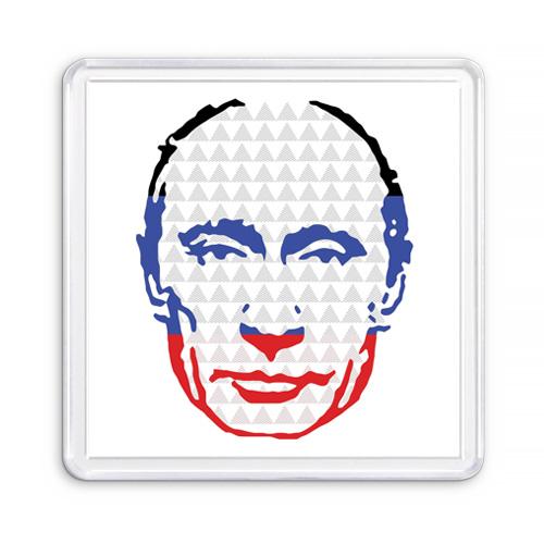 МАГНИТ АКРИЛОВЫЙ / ПРЕЗИДЕНТ РФ (арт. 000276)