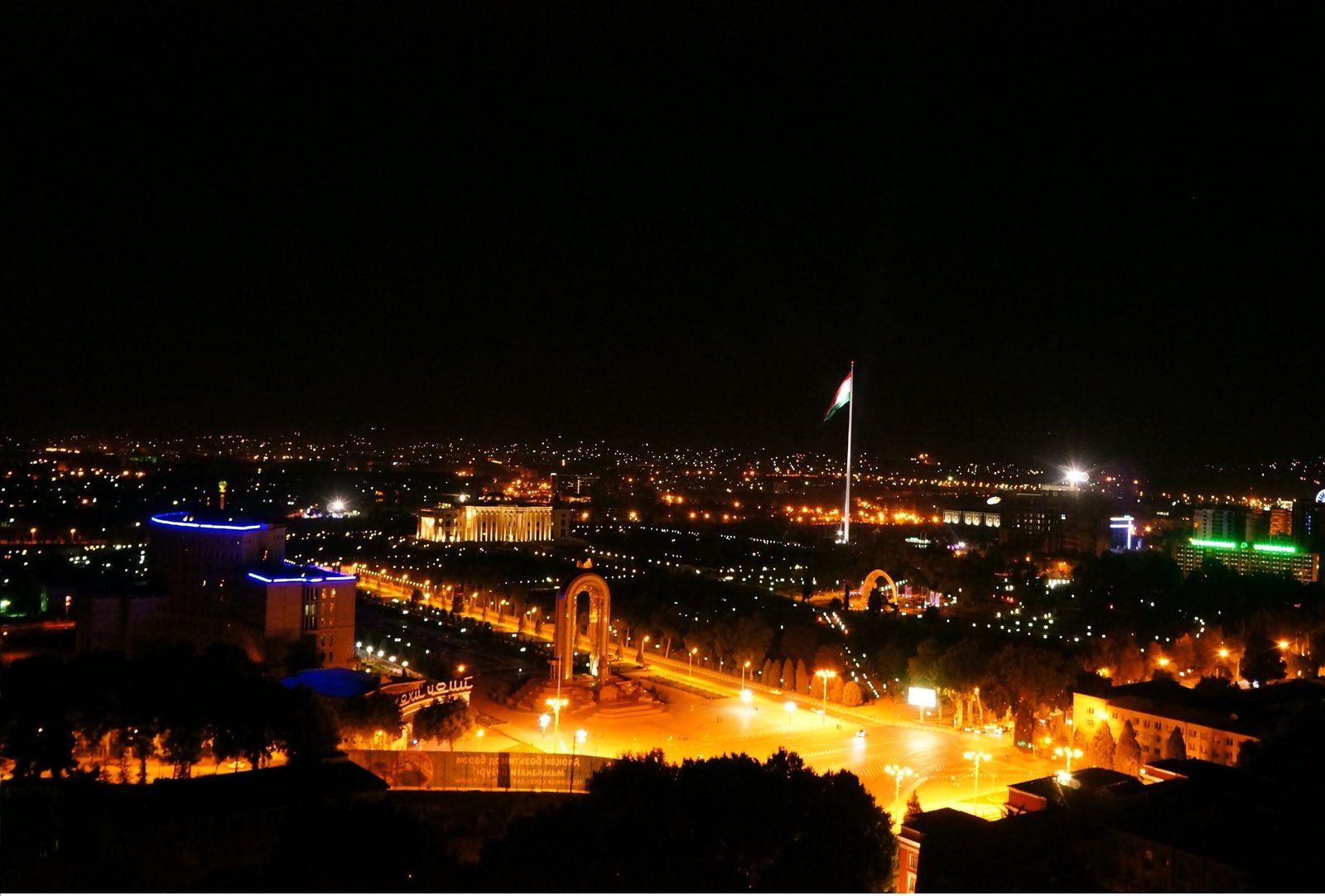 Вся страна кроме ГБАО осталась без света— Авария вТаджикистане
