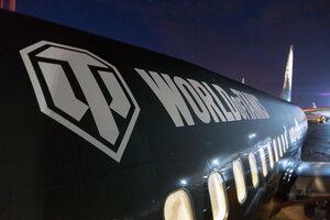 Belavia, World of Tanks, Boeing 737