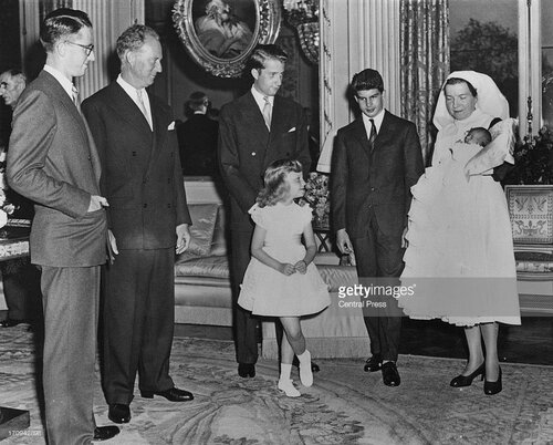 День Рождения Марии Эсмеральды.  30 октября 1956 г.