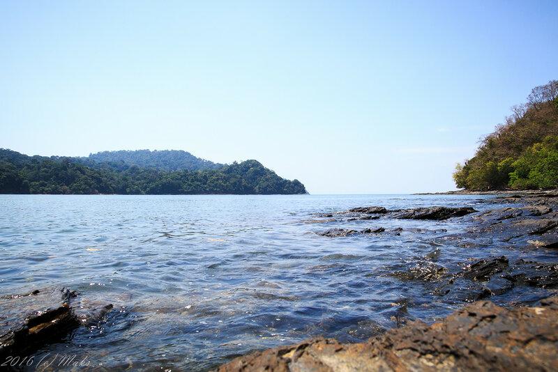 Недалеко от пляжа Pulau Beras Sabah