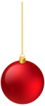 Christmas_Classic_Red_Hanging_Ball_PNG_Clipart_Image.png