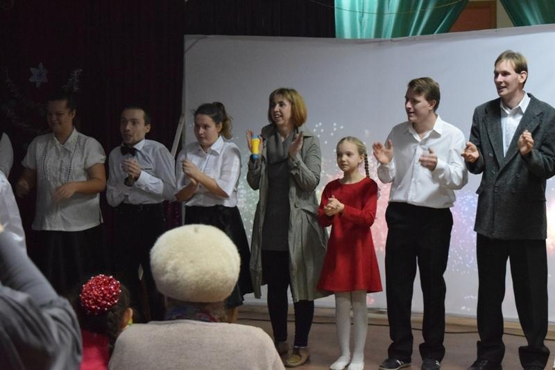 «Мечты сбываются!» — праздник детей Алчевской духовной лечебницы