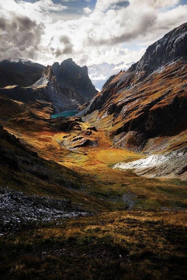 Удивительно мощная красота гор