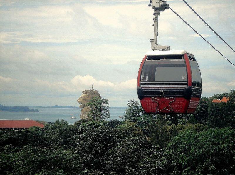 Стоимость проезда: 26 сингапурских долларов ($18.6) в обе стороны.