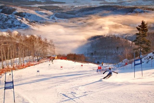 В часе езды от Магнитогорска находится южноуральская Швейцария. Чистый воздух, пятнадцать трасс разн