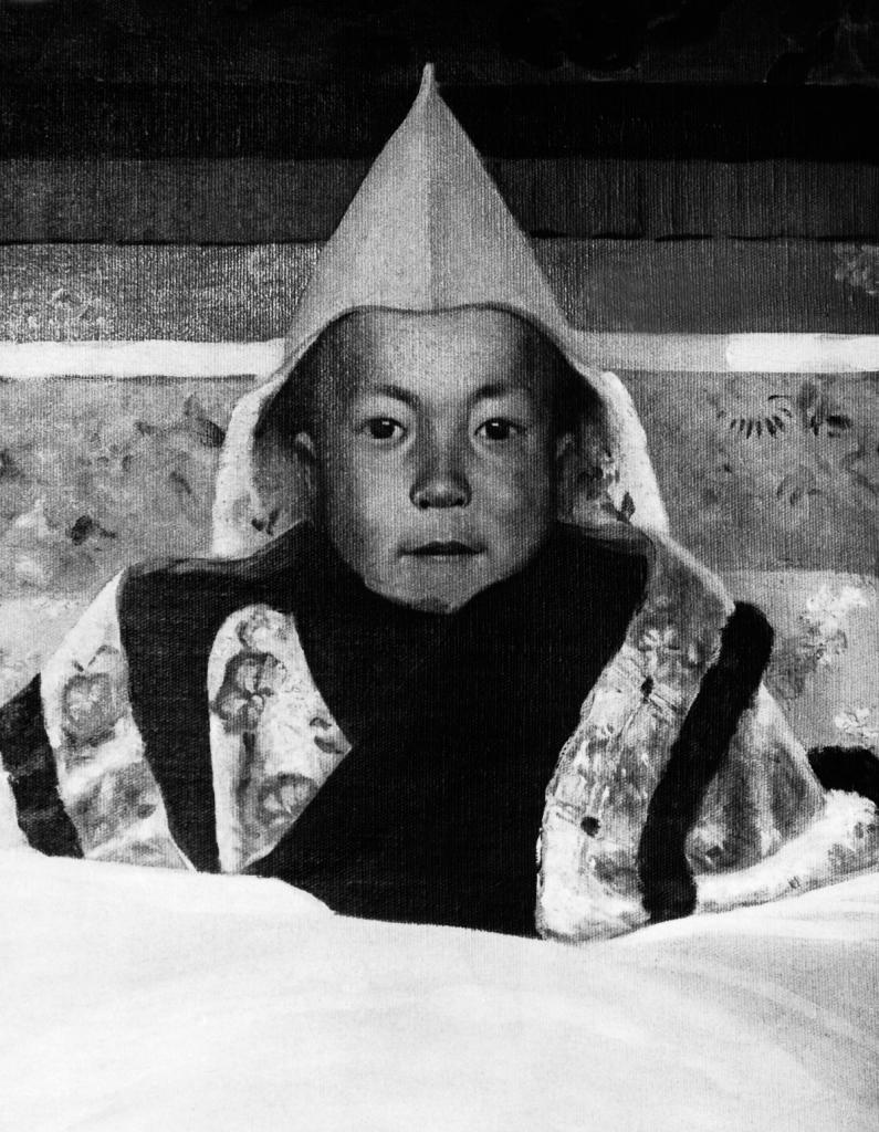 В возрасте 14-ти лет, 1950 год
