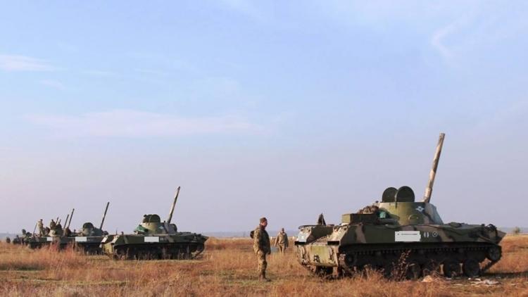 Киев перебросил вДонбасс «Бук-М1»