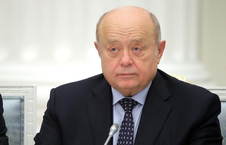 Фрадков возглавит «Алмаз-Антей» и университет стратегических исследований