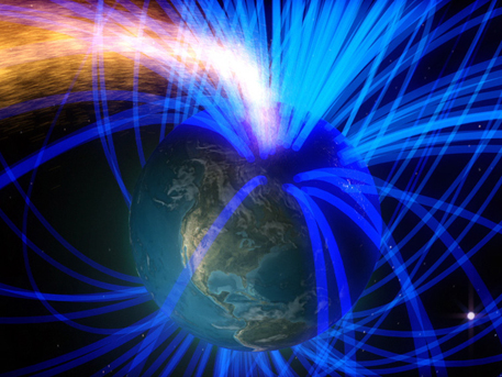 Ученые изИндии обнаружили, что магнитный щит Земли «трескается»