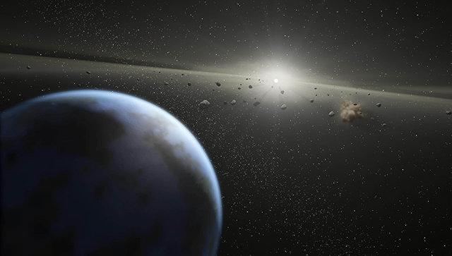 Жители Америки провели учения наслучай падения наЗемлю огромного астероида