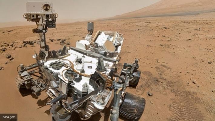 Наповерхности Марса найден железный шар— Ученые