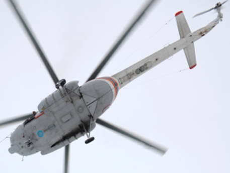 Вертолёт Ми-8 совершил аварийную посадку вТомской области