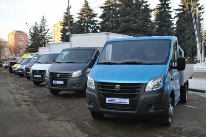 Продажи LCV группы ГАЗ осенью увеличились на15%