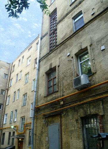 2-я Тверская-Ямская улица.