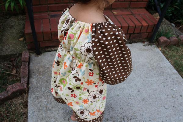 Simplest Sew Dress Tutorial (8 pics)