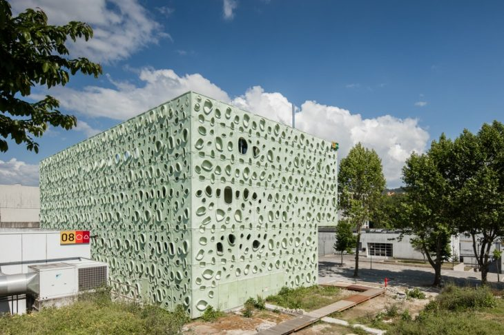 IBS Institute of Science and Innovation for Bio-sustainability by Claudio Vilarinho