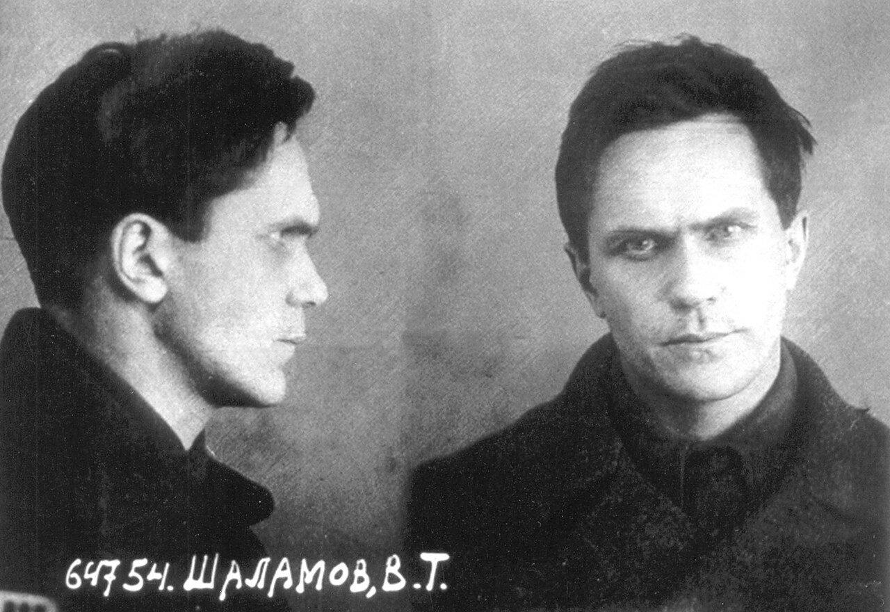 В.Шаламов, 1937 год