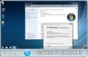 Windows 7 Максимальная х86(32) by kazanov