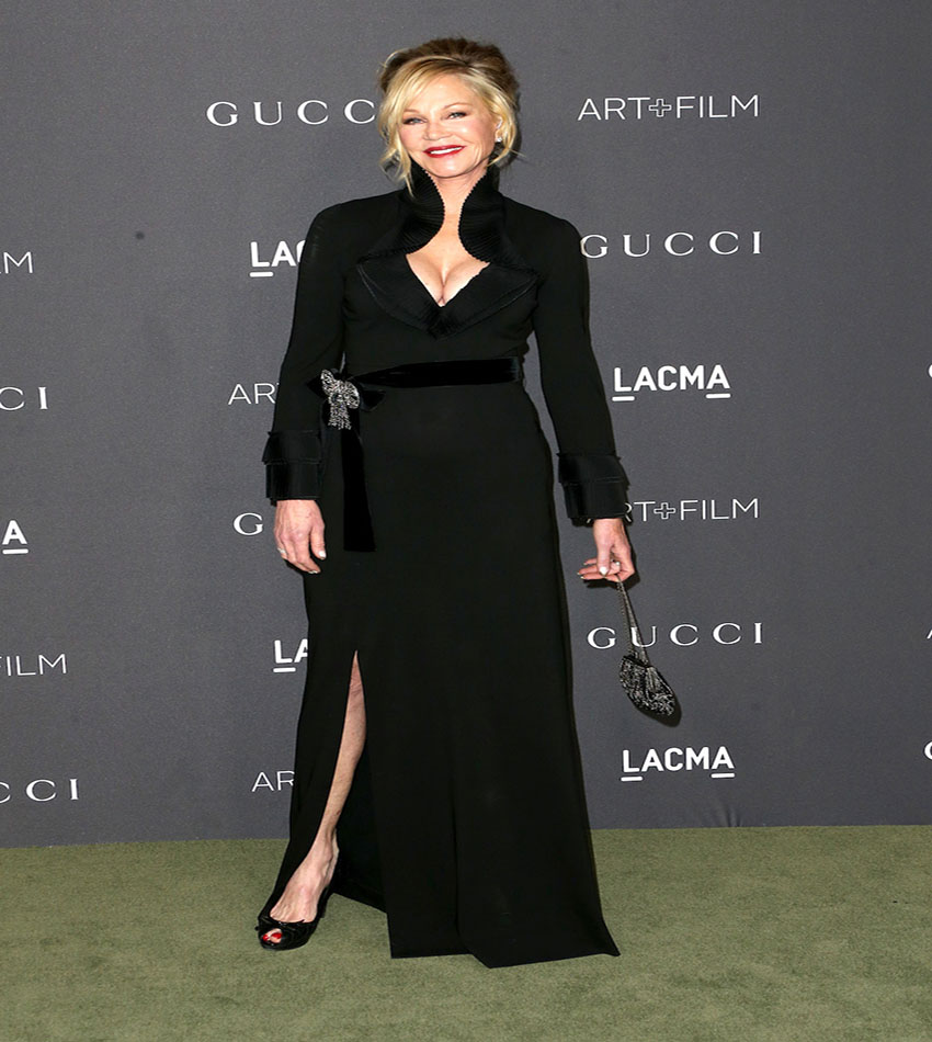 Melanie Griffith - LACMA Art + Film Gala 2016