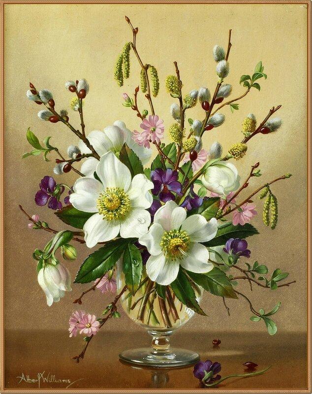 Натюрморт с цветами (Still life of flowers)_30 x 25_х.,м._Частное собрание.jpg