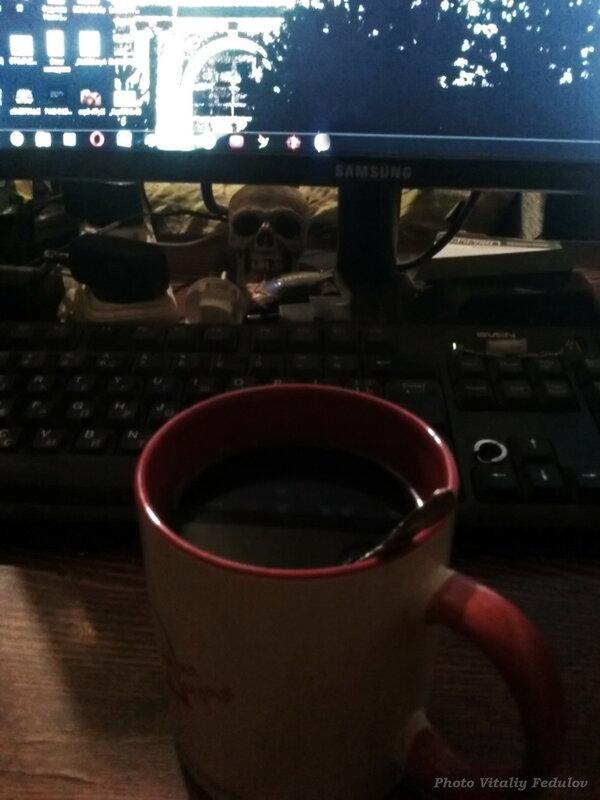 Порнокак варить кофе