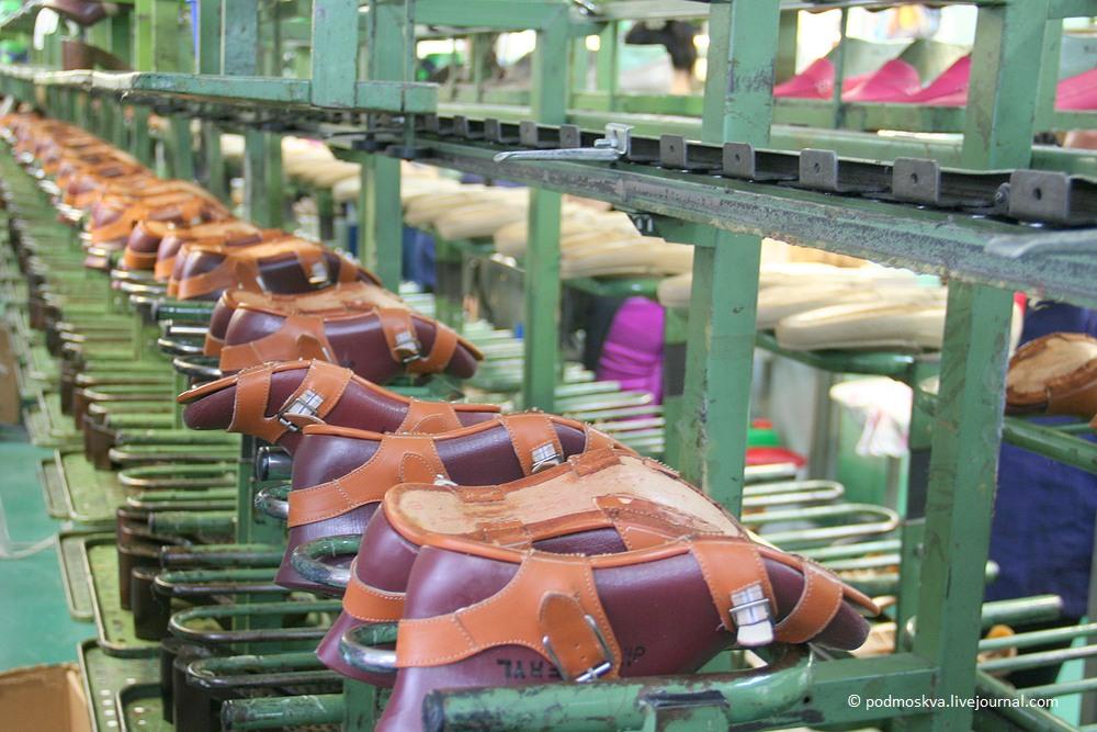 Как делают обувь Ralf Ringer
