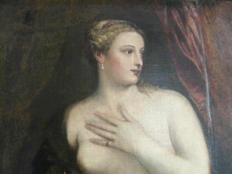 Некоторые картины из галереи Ca' d'Oro