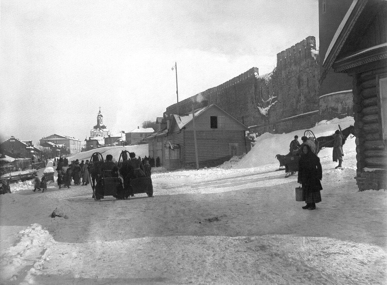 Армянская набережная и церковь Св. Духа. 1905