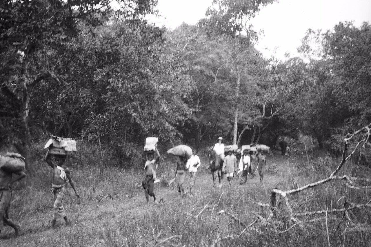 89. Экспедиция на пути из Бибилы в Нигалу
