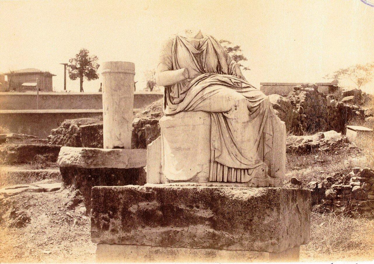 61. Афины. Кладбище Керамик