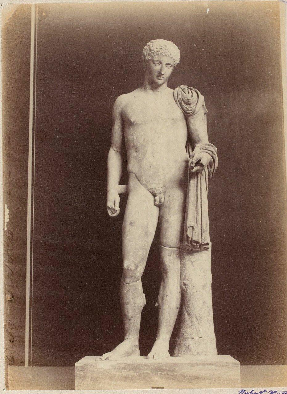 93. Гермес, найденный в Ольгионе
