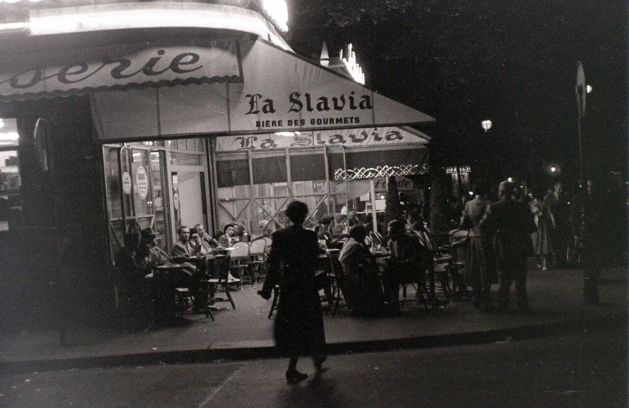 26 июля. Вечерний Париж