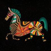 Рисунок лошадки
