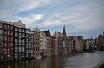Пасмурный Амстердам